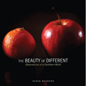 Beautyofdifferentbookcover